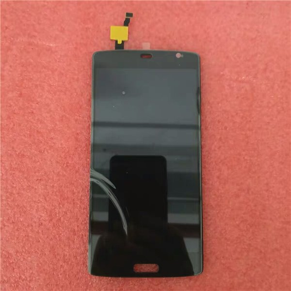 New Display For BLUBOOO X6 Lcd Display Digitizer Touch Screen Panel Glass Sensor Cell Phone Assembly Complete Free Ship