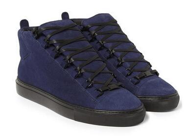 2019 nouveau designer hommes en cuir véritable luxe violet couleur kayne ouest formateurs Marque Mode Sneakers plat Hommes Casual Chaussures taille 38-46