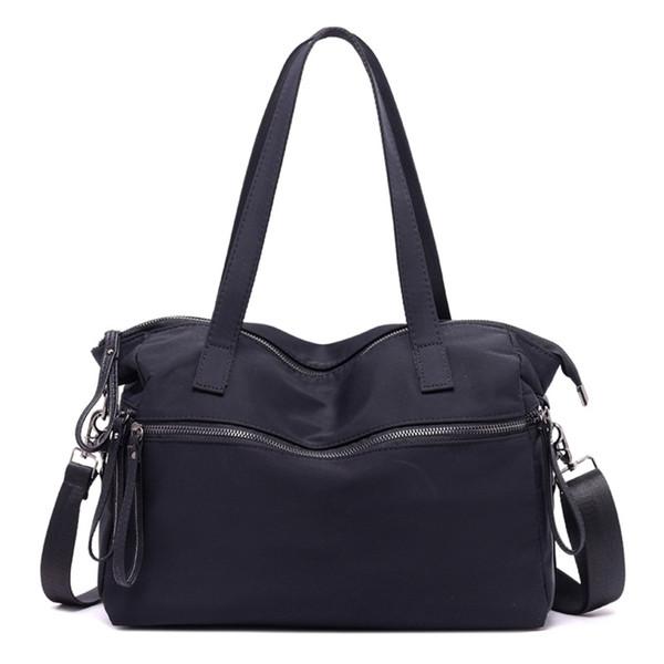 Simple Fashion Large Capacity Waterproof Outdoor Travel Shoulder Bag Female Trendy Handbags Wear Resistant Crossbody Packages Messenger Bag