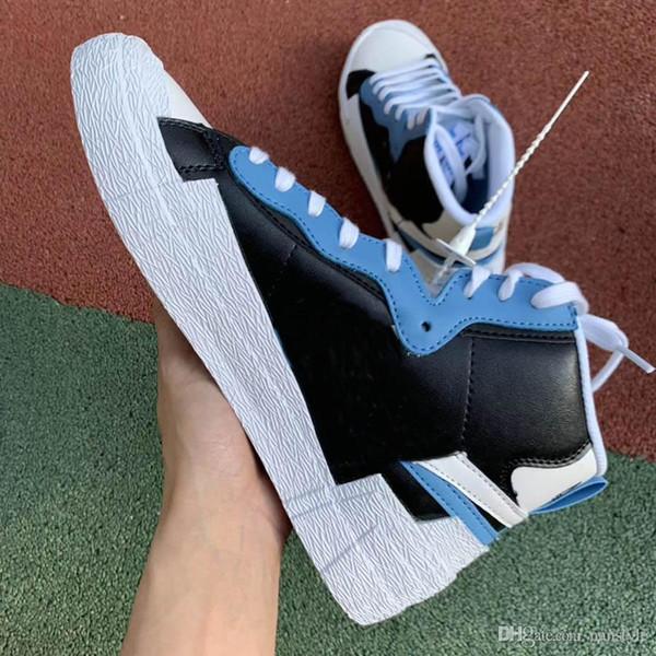 Luxury Designer Модный Бренд мужской Кроссовки женские Блейзер Бег Спортивная обувь для