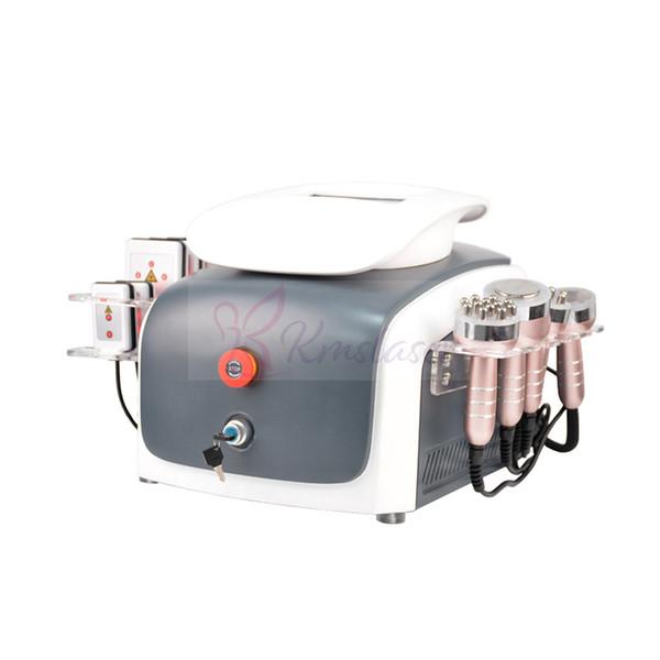 Good Results 40K cavitation machine Vacuum Ultrasonic Liposuction multipolar rf fat burning diode lipolaser body shape weight loss machine