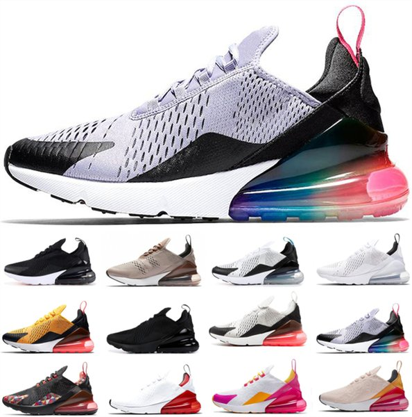 best selling 2019 27c Cushion Designer Shoes Regency BE TRUE Trainers Men women Running shoes Off Road Star Iron Sprite CNY Habanero Triple Sneaker