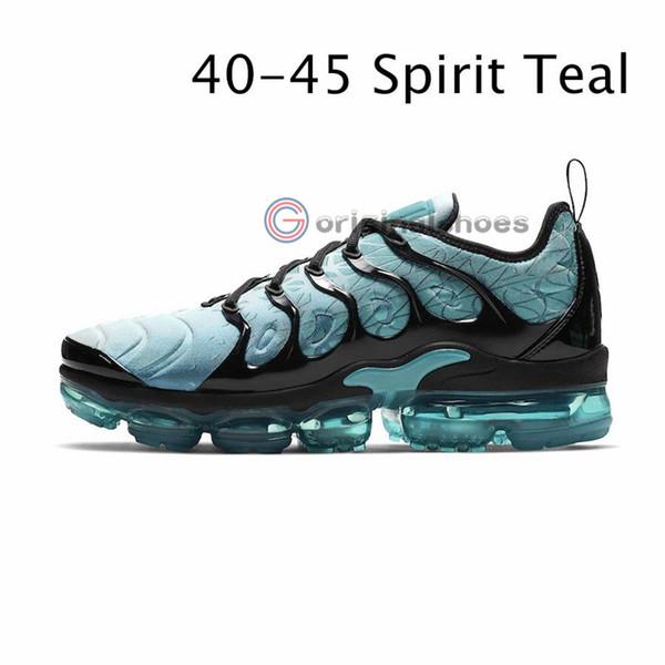 4- Espíritu Teal