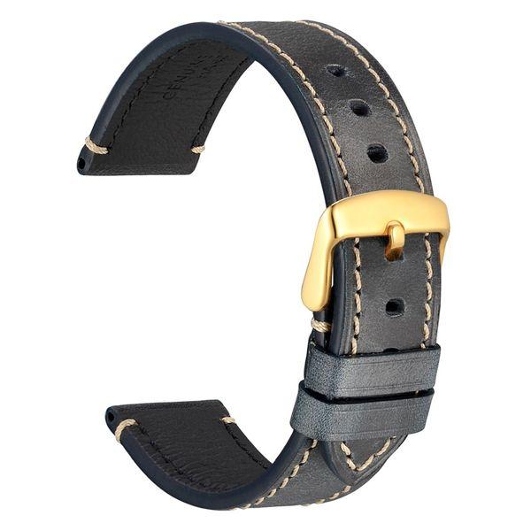 Largeur de bande: 18mm Black