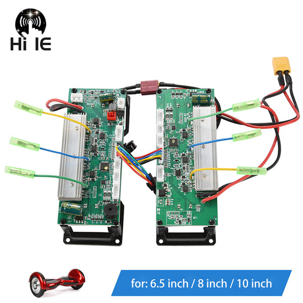 top popular Dual System Electric Balancing Scooter Skateboard Hoverboard Motherboard Controller Control Board Universal Drive Board Repair 2020