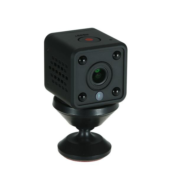 Caméra IP sans fil à piles Mini caméra Version nocturne Capteur de mouvement DV Caméscope pour la sécurité à la maison