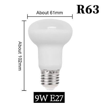 R63 9W E27