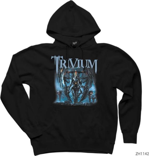 Türkiye'den Giyim Zepplin Giyim Trivium İntikam Falls Kapşonlu Sweatshirt / Hoodie Gemi HB-003994024