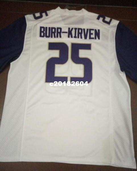 low priced 3ad33 01c65 2019 Men #25 Ben Burr Kirven Black White Or Purple Washington Huskies  Alumni College Jersey Or Custom Any Name Or Number Jersey From C20182604,  $15.36 ...