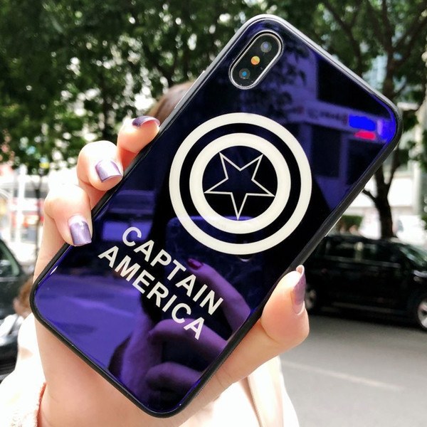 2019 Street Brand IPhone Mobile Phone Case for Iphone 6/6s 6sp 7/7plus 8/8plus X 2018 New Arrival Hot Sale Brand Phone Case 4 Styles