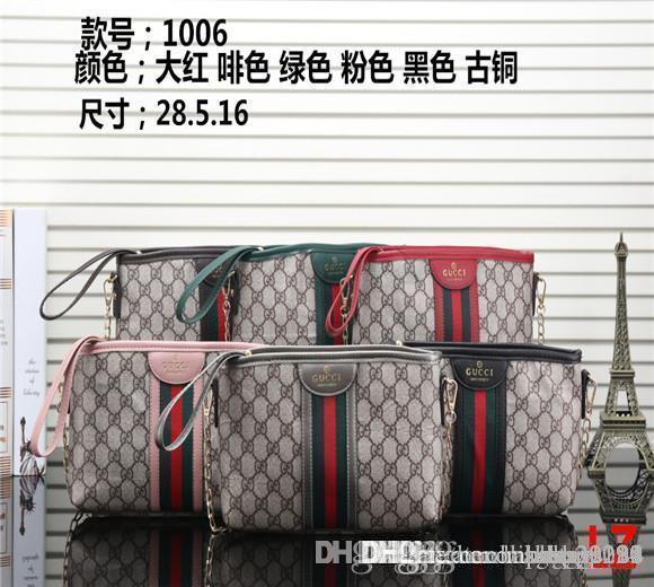 2019 styles Handbag Famous Name Fashion Leather Handbags Women Tote Shoulder Bags Lady Leather Handbags M Bags purse D132