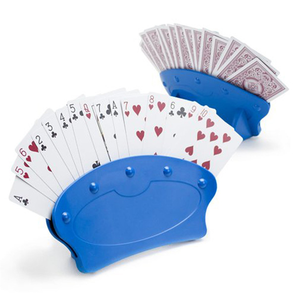 Poker Seat Lazy Playing Card Stand Holders Lazy Base Game Organizes Hands Easy Play Christmas Birthday Party