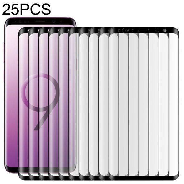 25 PCS per la galassia Note9 0,3 millimetri 9H Surface