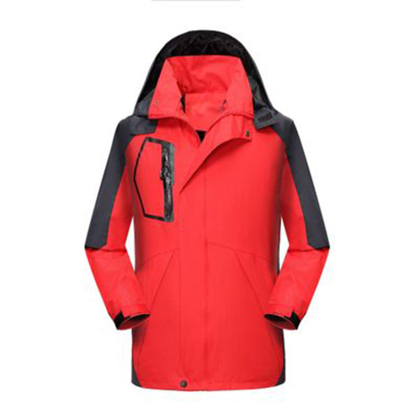 Women Men Jackets 2019 Spring New Couple Sports Stand-collar Jacket Stylish Windproof Outdoor Coat Fashion Sportwear Multi-color Optiopnal