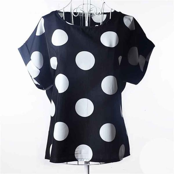 Ladies Designer Tops Mulheres Blusas Verão Estilo Big Mulheres Blusa 19 Tipo Tamanho Grande Blusa Manga Curta Blusas Femininas Roupas
