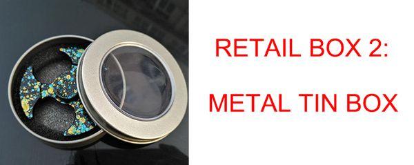 Random types metal box/leave message