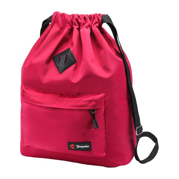 Waterproof Sport Backpack Bag Light weight Backpack for Men and Women Nylon Sports Bag Free Ship New