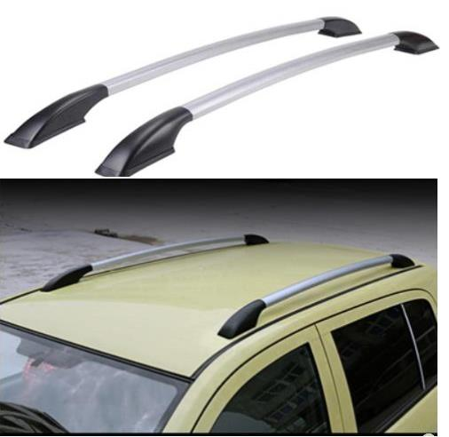 M-Way Lockable Aluminium 120cm Car Roof Rack Cross Rail Bars for Ford Edge 2016/>