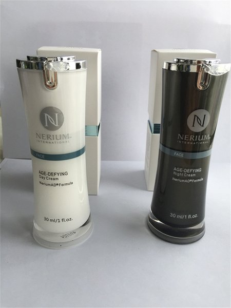 top popular 2019 Nerium AD cream Night Cream and Day cream Top quality New In Box-SEALED 30ml DHL fast shipping 2020