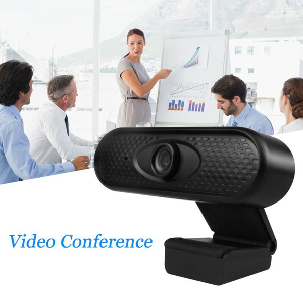 best selling USB Web Camera 1080P HD Webcam Computer Camera Webcams Built-In Sound-absorbing Microphone 1920 *1080 Dynamic Resolution car