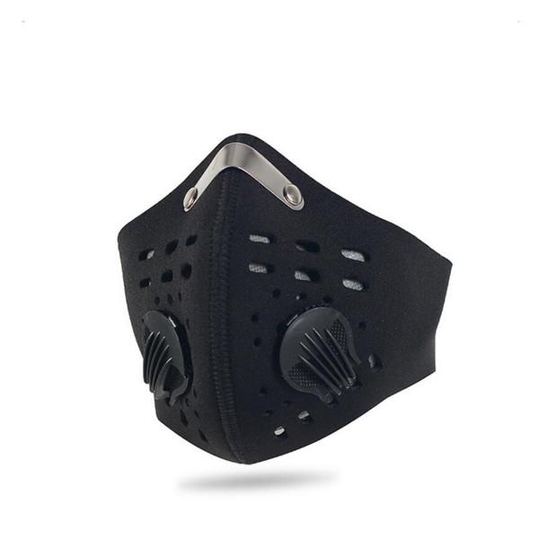 Черный (1 * маска + 2 * фильтр колодки)