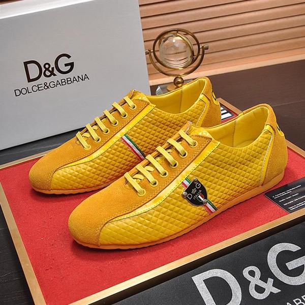 Повседневная Мужская обувь Новое прибытие Дизайн Footwears Плюс Размер дышащие Спорт Люкс Низкий Top обувь на шнуровке Прохладный Уличная мода кроссовки