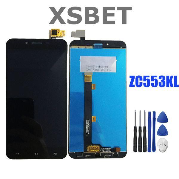 "PARA ASUS ZENFONE 3 Ultra ZU680KL Gris 6.8/"" Frontal Pantalla LCD Táctil digiizer"