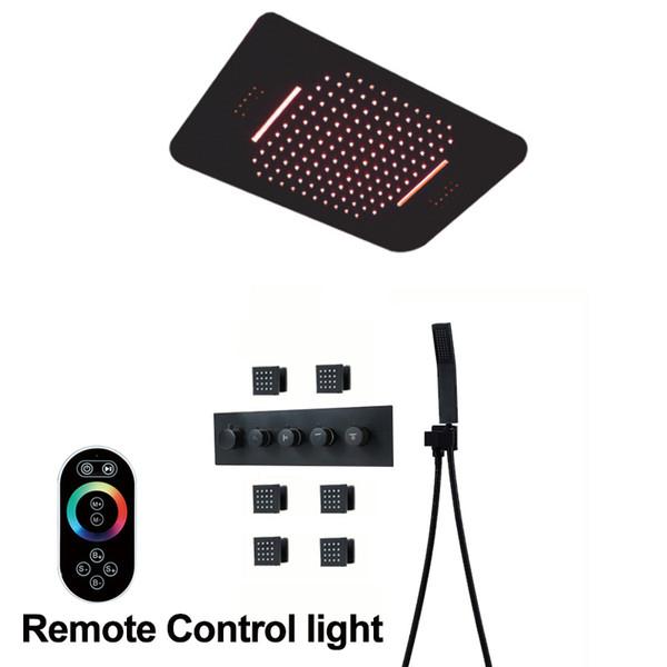 Luz de control remoto