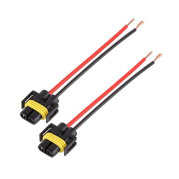 Lampadina per auto Presa per spina adattatore Cablaggio per lampada Adattatore per relè Cavo per auto Cavo per supporto per fendinebbia per fari a LED