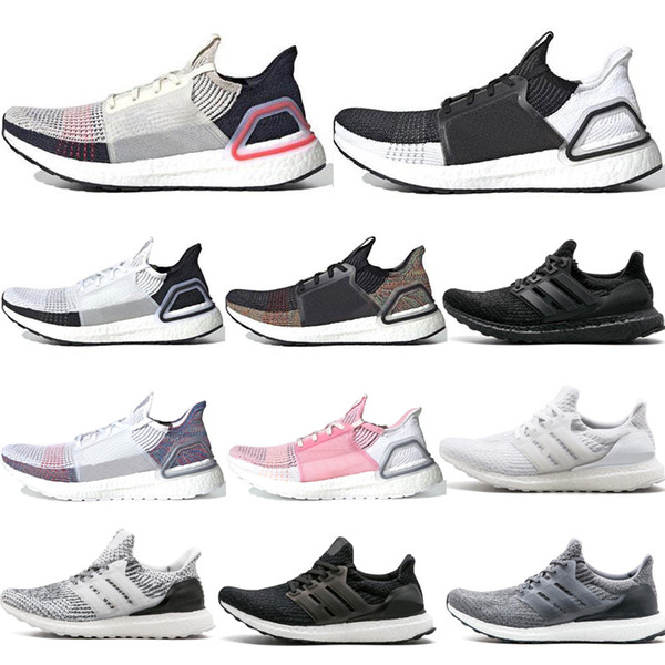 low priced a7646 7be3c New ultra boost 19 5.0 men running shoes black white ultraboost 3.0 4.0 for  womens trainers sports designer sneakers 36-47