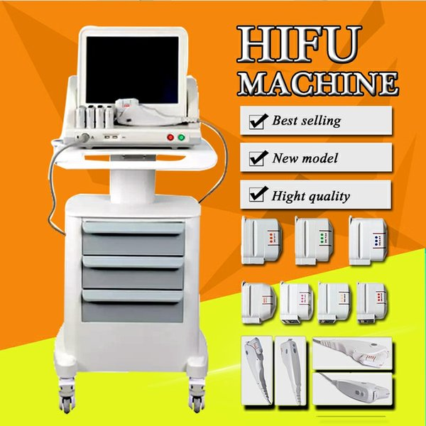us medical grade hifu high intensity focused ultrasound wrinkle removal skin tightening hifu skin care skin lifting slimming machine dhl