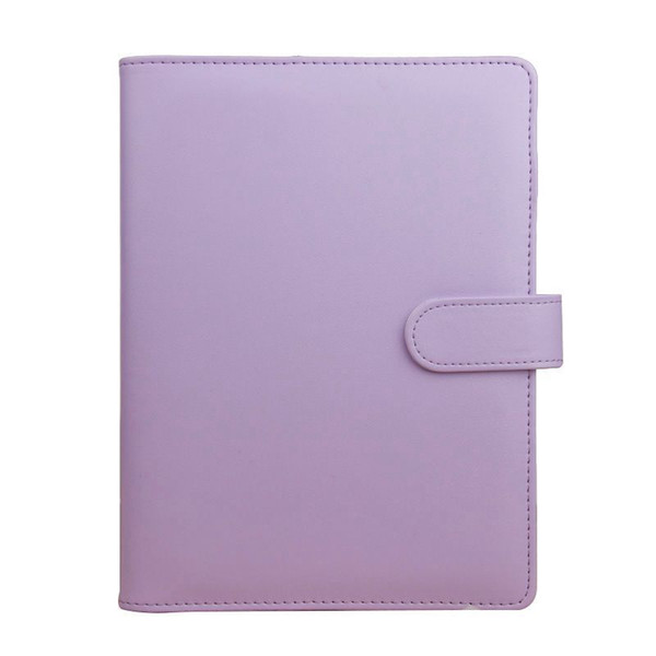 A5 Weekly Monthly Planner Diary Classic Loose-leaf-ring-binder Notebook Cover