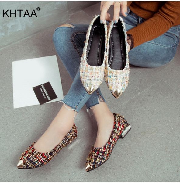 Ladys, diese Schuhe brauchen wir im Herbst!