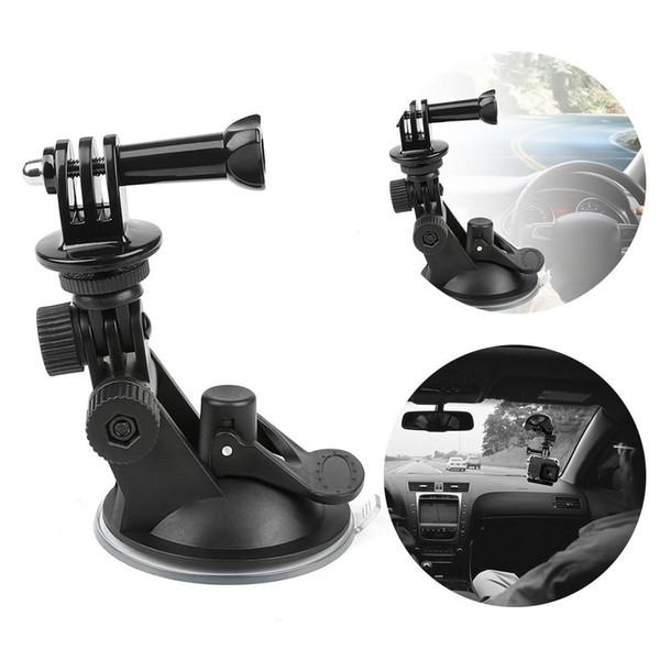 Universel de voiture fenêtre ventouse coupe vent pare-brise en verre ventouse multi-usages pour Hero7 6 5 4/3 + SJ caméra
