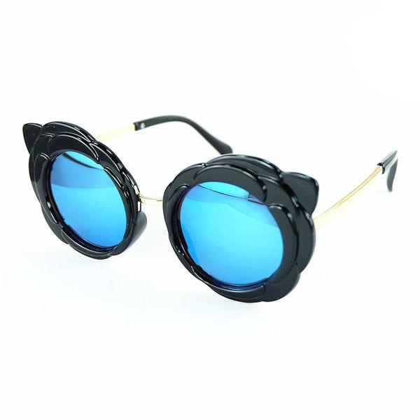 10pcs Wholesale classic plastic sunglasses retro vintage square sun glasses for women men kids children T636 multi colors