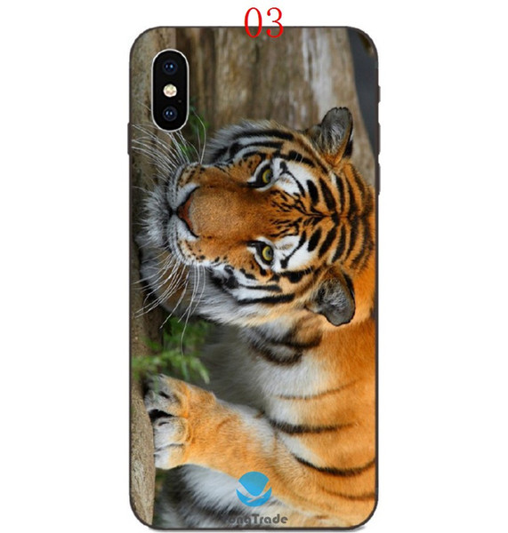 TongTrade Printing Patterns Tiger White Nofear Whiskers ... Iphone 5 6 7 8 X Xr Xr Max 5s 6s 7s 8s Prices