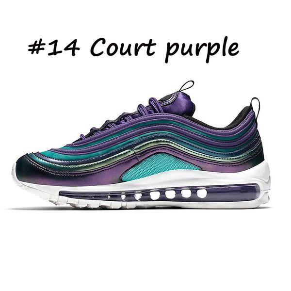 14 Tribunal roxo