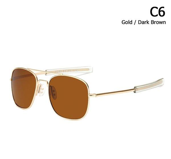 C6 Gold Brown