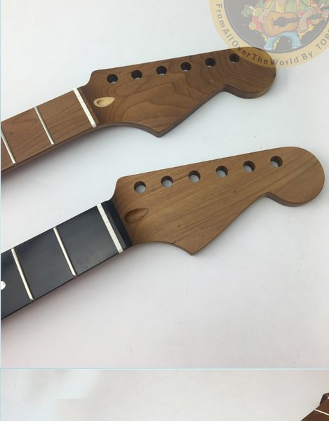 2019 Fever Electric Guitar Grilled Maple Neck Roasted Maple Neck Barbecue Maple Neck Ebony Fingerboard From Zhaonaxuan 146 24 Dhgate Com