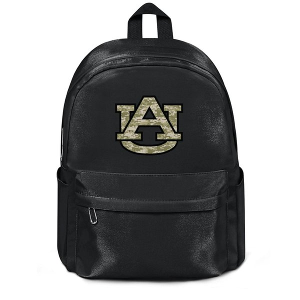 Package,backpack Auburn Tigers basketball camouflage logo black outdoor Classicpackage convenient sports schoolbackpack