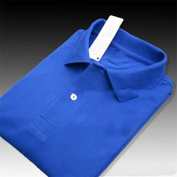 Erkekler Yaz Tasarımcı Polo Gömlek Casual Kısa Kollu Nakış Erkek Lüks Polo T-Shirt Marka Gömlek Erkek Kadın Moda En Tee Boyutu S-4XL