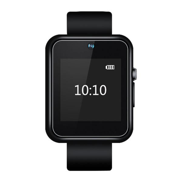 S79 Montre intelligente avec caméra grand angle 5M Écran 1080P SmartWatch Vidéo Enregistrement vocal Enregistrement de la montre-bracelet Protection