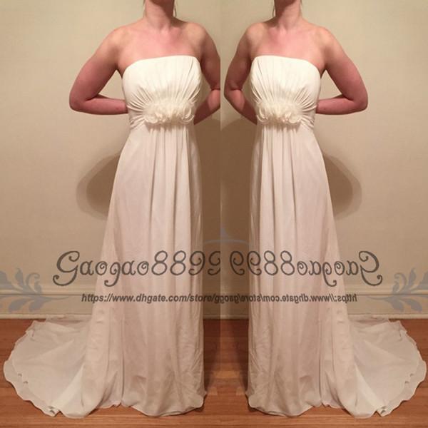 ba254d7eb5 Bridal White Rose Wedding Dress Coupons, Promo Codes & Deals 2019 ...
