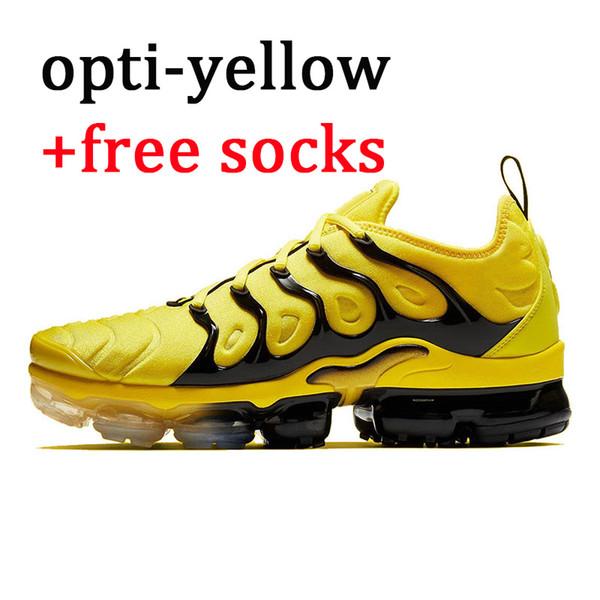 fashion TN Plus Outdoor Shoes Opti Yellow Rainbow Smokey Mauve triple black Grape Fades Blue mens shoes women designer sports sneakers-a85s4
