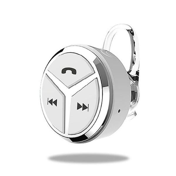 Cute Mini Bluetooth Wireless Headset V4.0 In-Ear-Stereo-Ohrhörer Kopfhörer mit Mikrofon 4Sprachen für iPhone Samsung SmartPhone