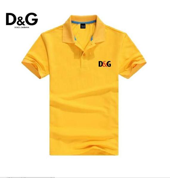Çocuk Polo Gömlek Yaz kadın Ve erkekler Tees Kısa Kollu Tees% 90% Pamuk Rahat Çocuklar Polos En Kaliteli S-3XL Çocuklar Polo Gömlek 42727
