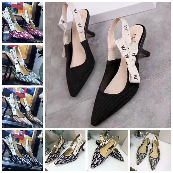 Woman Slippers Heel shoe Sandals Beach Slide Best Quality Slippers Fashion Scuffs Slippers Casual shoes With Box by shoe02 02