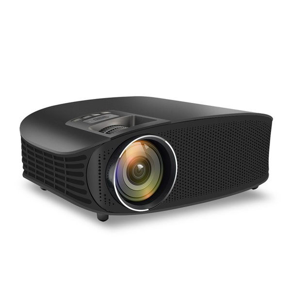 AAO HD Projector YG600 Update YG610 3600 Lumens Wired Sync Display Beamer Multi Screen Home Theatre HDMI VGA USB Video Projector