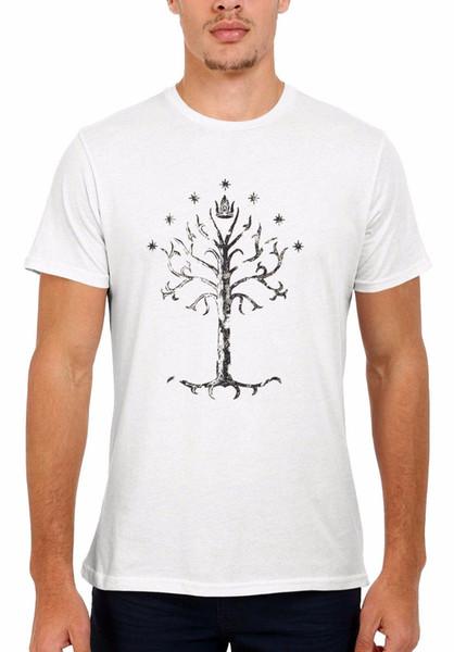 White Tree Of Gondor Lord Of Rings Men Women Unisex Top Hoodie Sweatshirt 1690