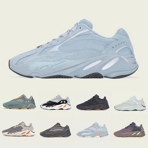 700 v2 hospital blue kanye west boost mens running shoes magnet vanta utility black static men women wave runner mauve sports sneakers